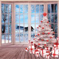2019 Beautiful Winter Snow Outside Window White Christmas ...
