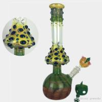 2016 Mushroom Glass Beaker Bong Zob Hitman Water Pipes ...