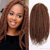 Havana Mambo Twist Crochet Braid Hair 24'' 135g/Pack 2x ...