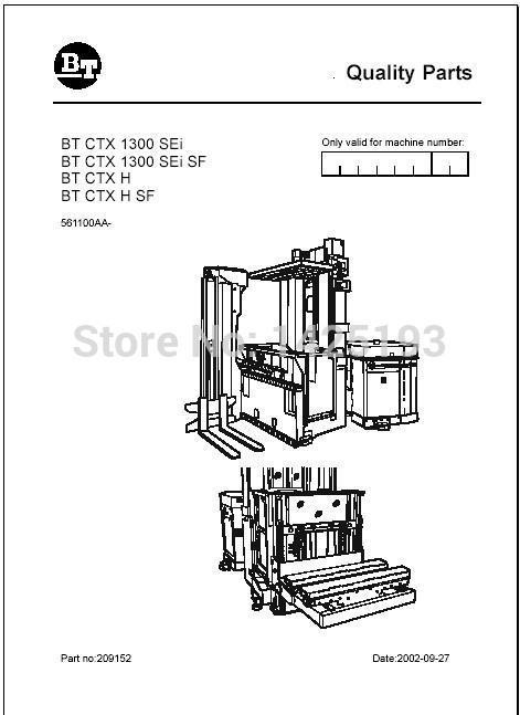 Toyota Bt Forklifts Spare Parts Pdf 2012 Automotive