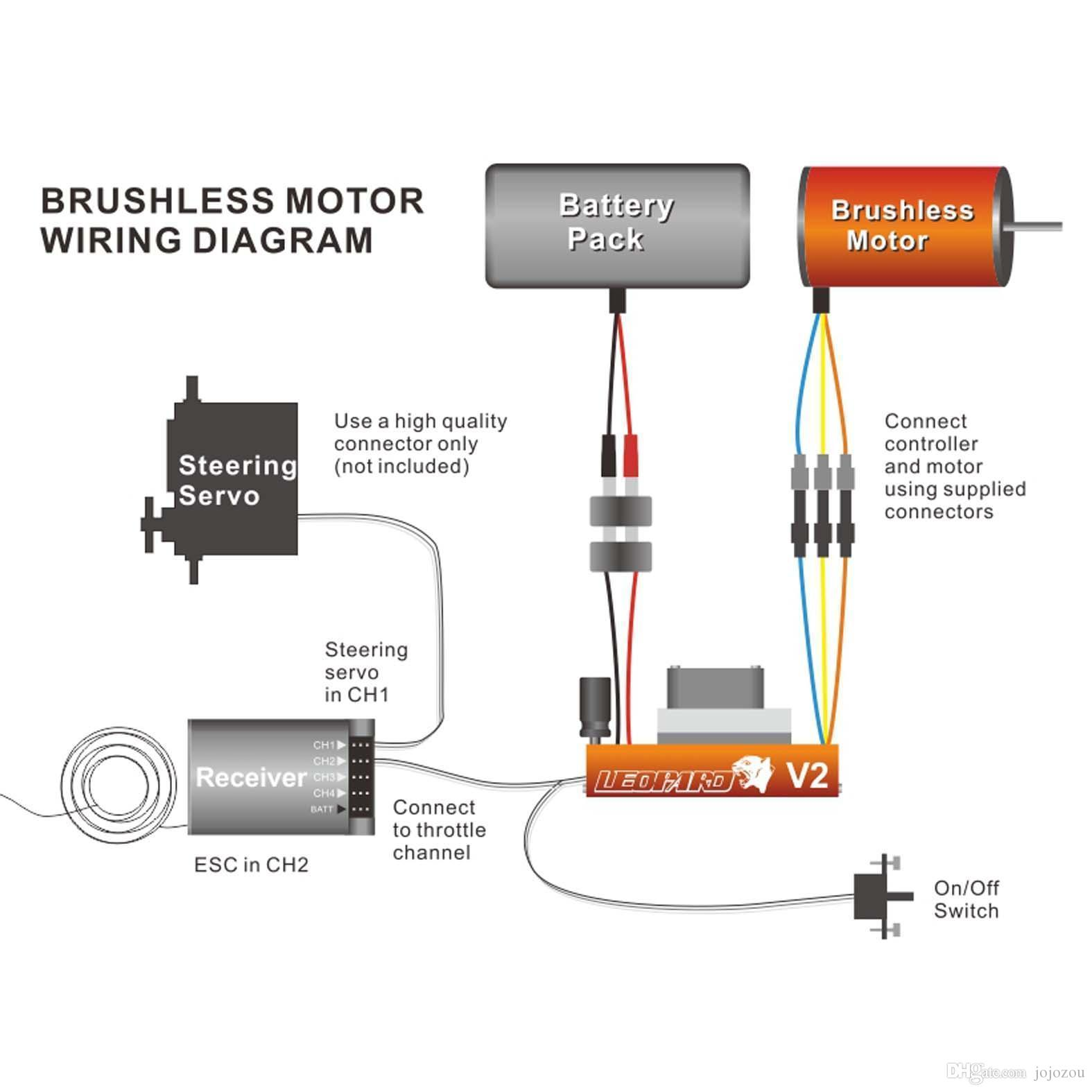 brushless motor wiring diagram wiring diagram kill switch wiring diagram rc motor wiring diagrams #5