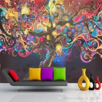Tree Of Life Photo Wallpaper Psychedelic Wallpaper Custom