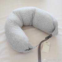 2016 Hot Sale Muji U Shaped Pillow Knitted Cotton Neck