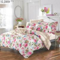 Bird Pattern Design 100% Cotton Bedding Set Contain ...