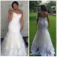 Corset Back Mermaid Wedding Dress | www.pixshark.com ...