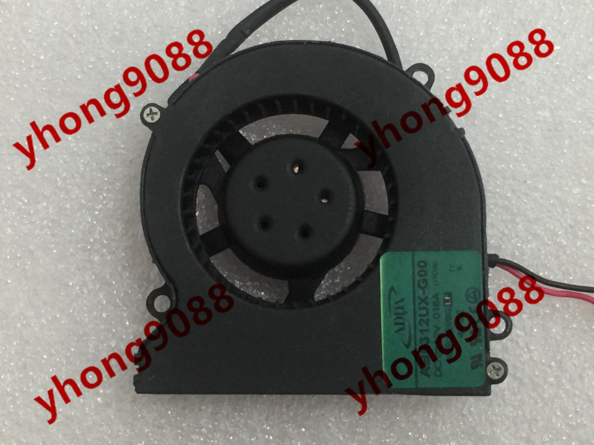 hight resolution of 2019 adda ab05312ux100000 1tcw dc 12v 0 12a 2 wire 2 pin connector 80mm server blower cooling fan from yangliang9088 22 47 dhgate com