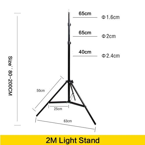 small resolution of 2019 wholesale photo 2m light stand tripod with 1 4 screw head for photo studio video flash umbrellas reflector lighting from jimlly 54 46 dhgate com
