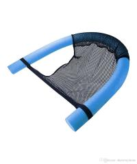 2017 Swimming Noodle Floating Chair Sling Mesh Chair Pool ...