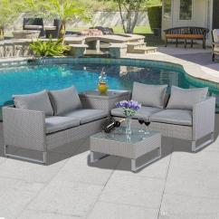 All Weather Wicker Sofa Who Manufactures Crate And Barrel Axis 2017 Outdoor Furniture Garden