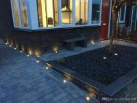 2017 Waterproof Led Deck Light 12v Led Underground Floor ...