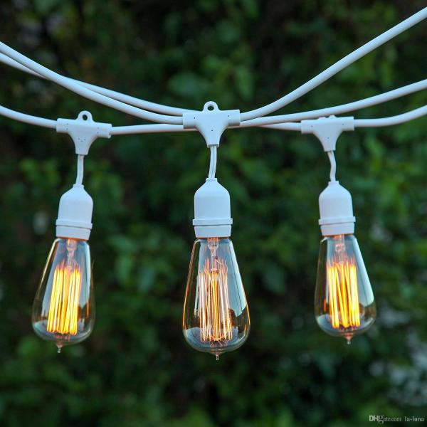 Commercial LED Outdoor String Lights