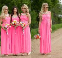 Pink And Blue Bridesmaid Dresses | www.pixshark.com ...