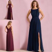 Wine Colored Bridesmaid Dresses - Dress Nour
