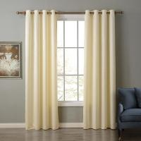 2017 Window Curtain For Living Room Solid Chinese Curtains ...