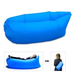 Blow Up Beach Chair Repair Lawn Chairs Hot Sale Portable Inflatable Air Bag Lounger Sofa Couch