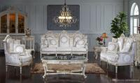 2018 Antique Baroque Furniture Rococo Style Classic Living ...