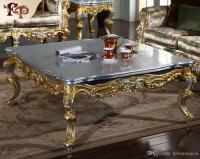 2018 Antique Classic Furniture French Classic Coffee Table ...