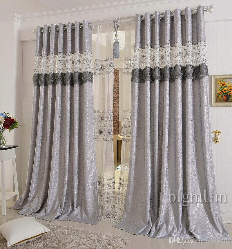 gray and yellow curtains for living room images of sofa set 2019 embroidered bedroom hotel luxury window treatment drapes pink purple customized finished from bigmum