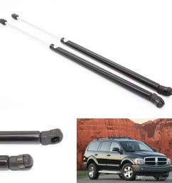 2 tailgate auto gas spring struts prop lift support for 2006 2009 dodge durango chrysler aspen used car parts finder used car parts for sale from jasaworld  [ 1000 x 1000 Pixel ]