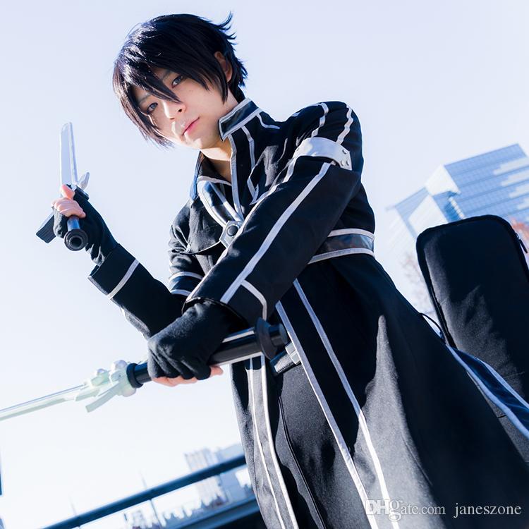 Sword Art Online Kirito Age