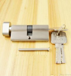2019 lock cylinder thumb turn cylinder 70mm35 35 lock cylinder with knob with 3 keys brush nickle from sunhouseindustry 6 89 dhgate com [ 1500 x 1500 Pixel ]