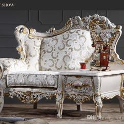 Classic Sofa Chaise Lounge Single Bed 2019 Baroque Living Room Furniture European One Person Chair With Table Italian Luxury Set From Fpfurniturecn 2160 81 Dhgate
