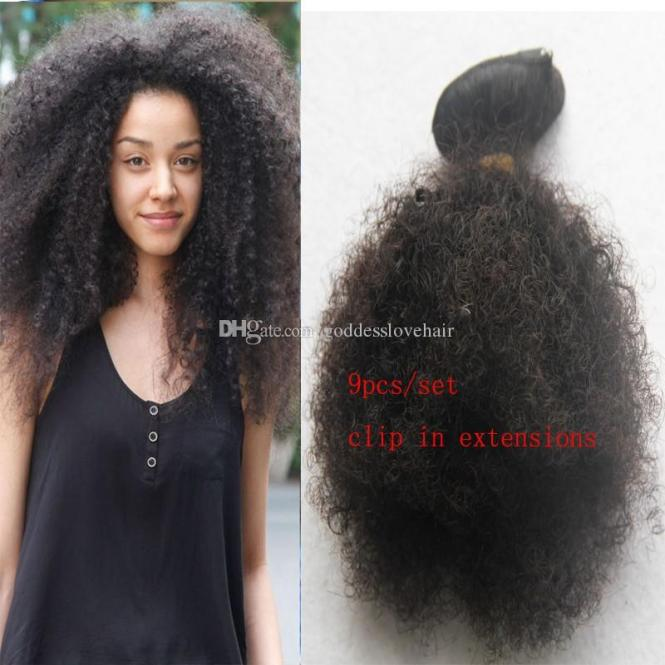 Afro curly hair extensions clip in the best curly hair 2017 afro curly hair extensions uk best hairstyles 2017 pmusecretfo Images