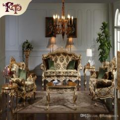 Classic Living Room Chairs Furniture Arrangement With Sectional Sofa Baroque European Set Cheap Wood Design Best New Styles