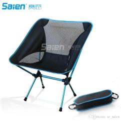 Folding Yard Chair Yanaki Barber Chairs Camping With Carrying Bag Compact Ultralight Foldable Beach Portable Heavy Duty Outdoor For Backpacking Small Table