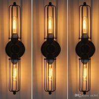 Best Rh Loft Diy Rustic Edison Wall Lamp Vintage Lamp ...