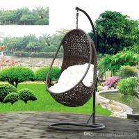 2018 Rattan Basket Rocking Chair,Garden Rattan/Wicker ...