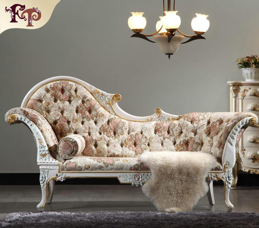 2019 Versailles Chaise Lounge French Classic Furniture