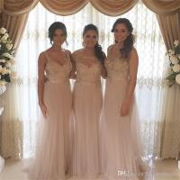 Blush Bridesmaid Dress | www.pixshark.com - Images ...