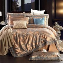 Arrival European Lace Luxury Comforter Bedding Set Housse