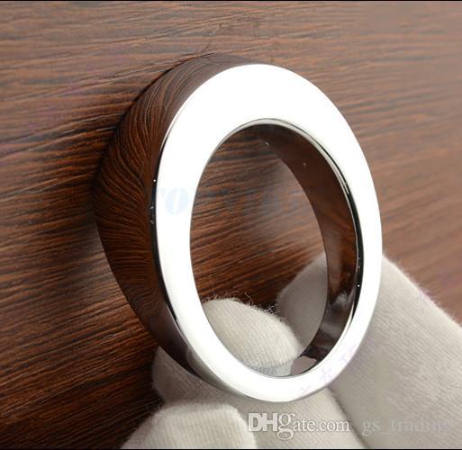 2019 Modern Round Chrome Furniture Hardware Handles