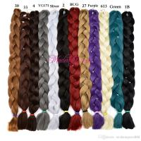 Xpression Synthetic Braiding Hair Wholesale Cheap 82inch ...