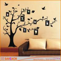 Family Tree Wall Decal Remove Wall Stick Photo Tree Wall ...