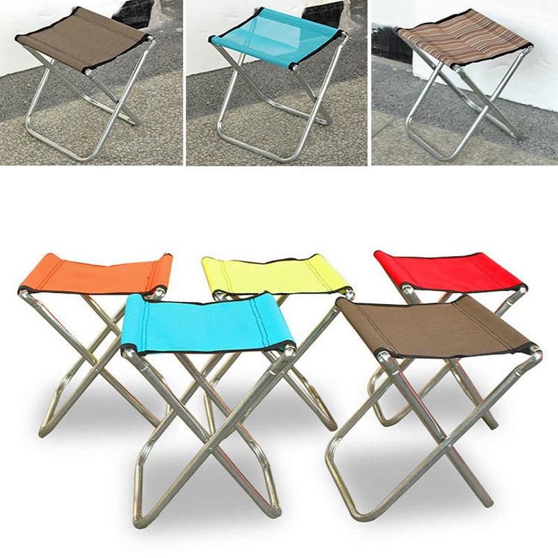 personalized folding chair leather baby shower rental household supplies leisure portable oxford cloth stool cheap floor seating best cushions
