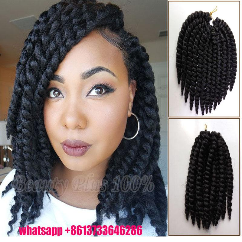 Hot Sale Havana Twist Braid Synthetic Senegalese Hair