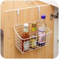 New Kitchen Cabinet Door Back Storage Rack Organizer ...