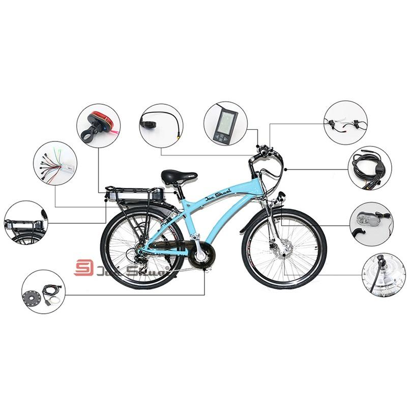 2017 Electric Bicycle Conversion Kit With Battery Electric