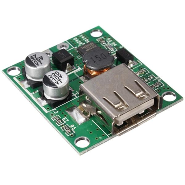 Lets Say The Input Voltage Is 20v The Output Voltage Will Be