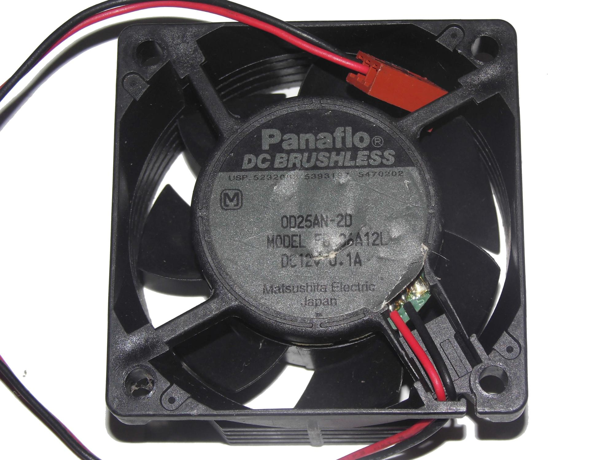hight resolution of panaflo 60 15mm 6cm fbl06t12l 12v 0 1a 2 wires 2 pins case fan cpu cooler fbl06t12l 6cm 12v 2 wires case fan cooling fan online with 41 54 piece on