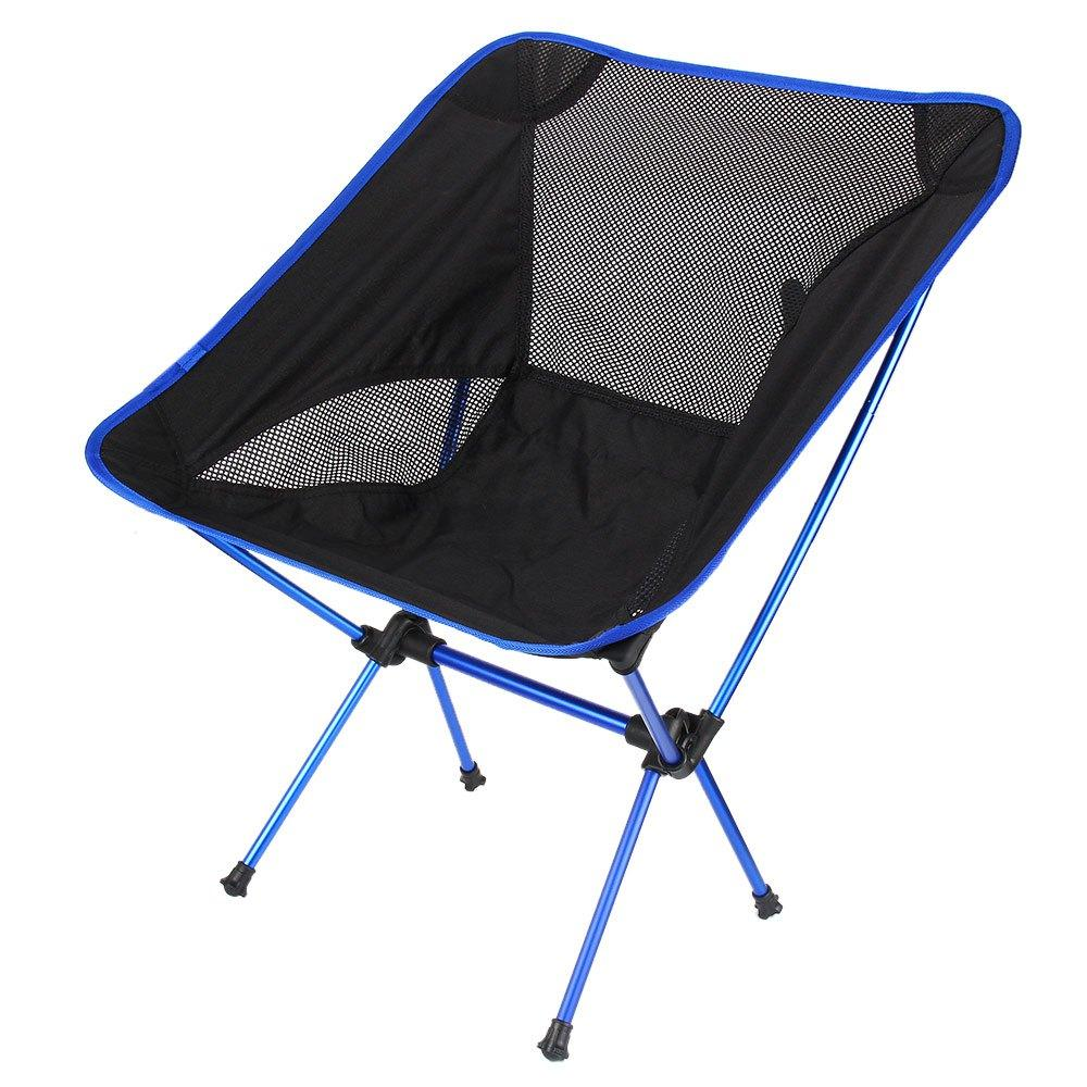 folding chair nylon dining room covers velvet super light breathable backrest portable beach sunbath cheap inflatable chairs best office modern