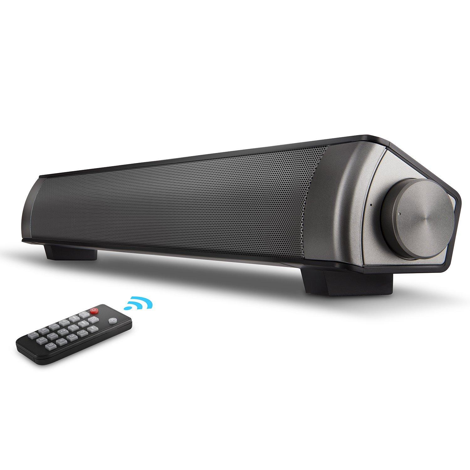 hight resolution of 2019 soundbar surround sound bar home theater system with wired tf card bluetooth speaker wireless sound bar for tv pc cellphone tablet from jackwu636