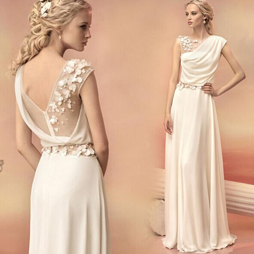 2018 Korean Aesthetic Bride White Dress Designer Dresses