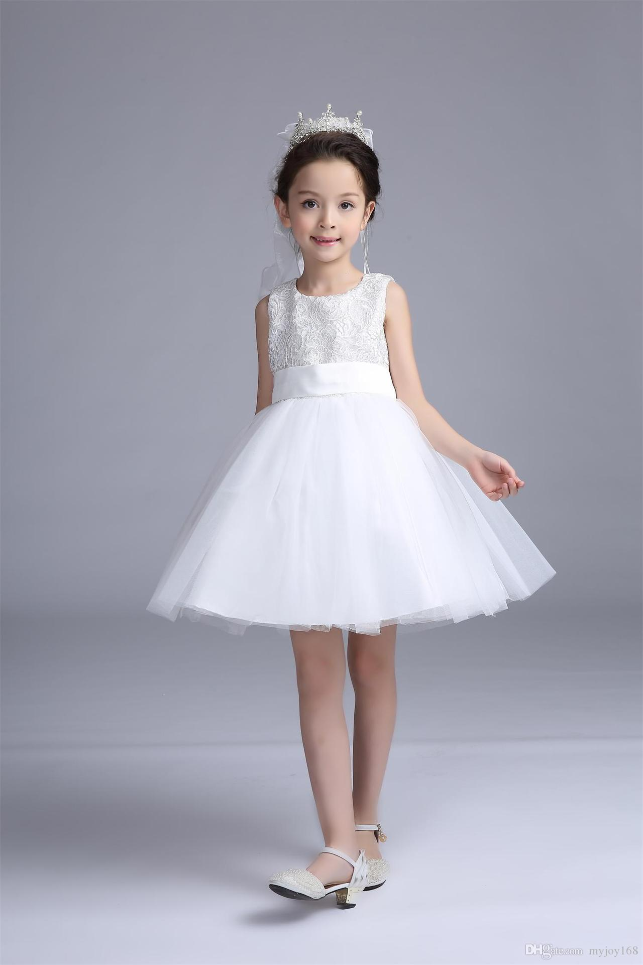 Baby Girl Children S Clothing Wedding Dress Princess