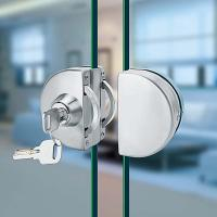 GD03SS Glass Door Lock Stainless Steel Without Hole ...