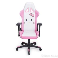 Hello Kitty Desk Chair Covers And Sashes Ebay 2019 Hellokitty Theme Pink Gaming Computer For Ergonomic Game Office Work Fashion Home With High Back Recliner From Furuojiaju
