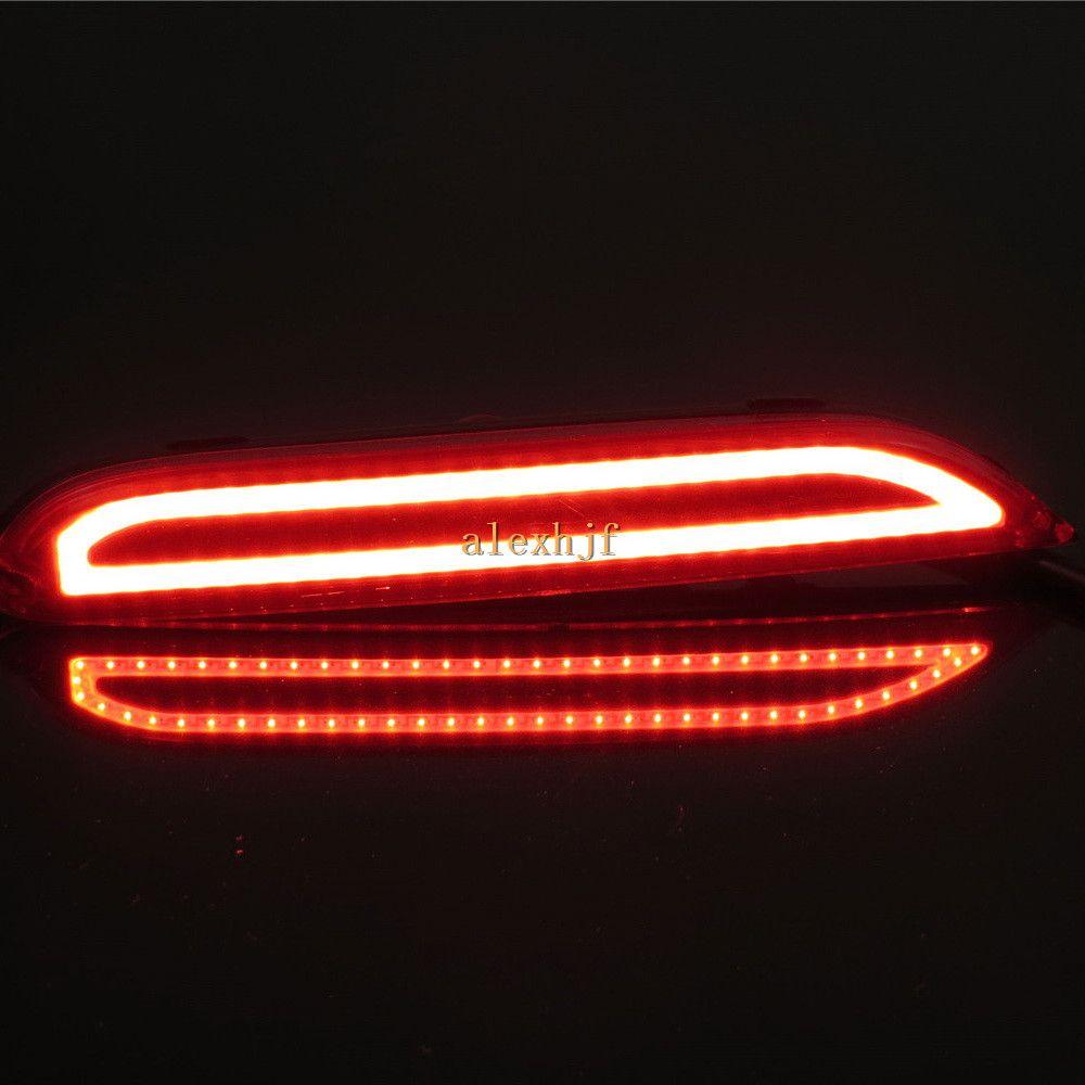 medium resolution of 2019 led light guide brake lights case for infiniti q30 q50 q60 q70 q70l qx80 2015 on etc brake turn signal running warning lights from alexhjf